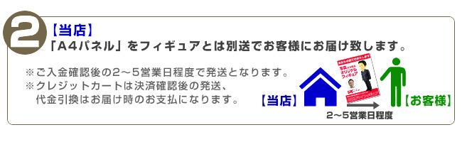 マイフィギュアA4パネルサービス